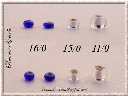 Perline micro-boemia 16/0