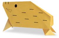 Wild Boar Origami