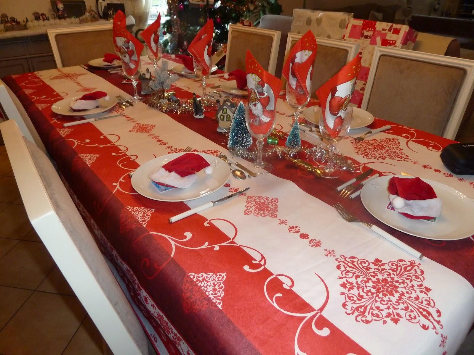 #A33128 LES CREAKIDS DE TATIE: Décoration Table De Noël 6155 decoration de table de noel 2014 1600x1200 px @ aertt.com