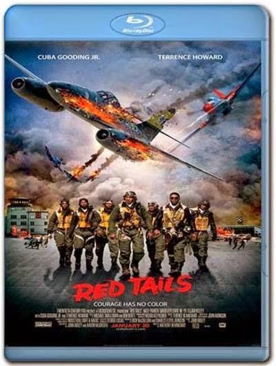 Filme Esquadrao Red Tails