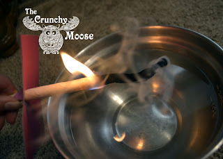 How to Use Ear Candles - everything you need to know about ear candling - thecrunchymoose.com