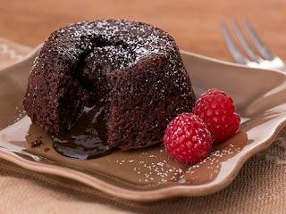 Resep Lava Cake Coklat Kue Eropa