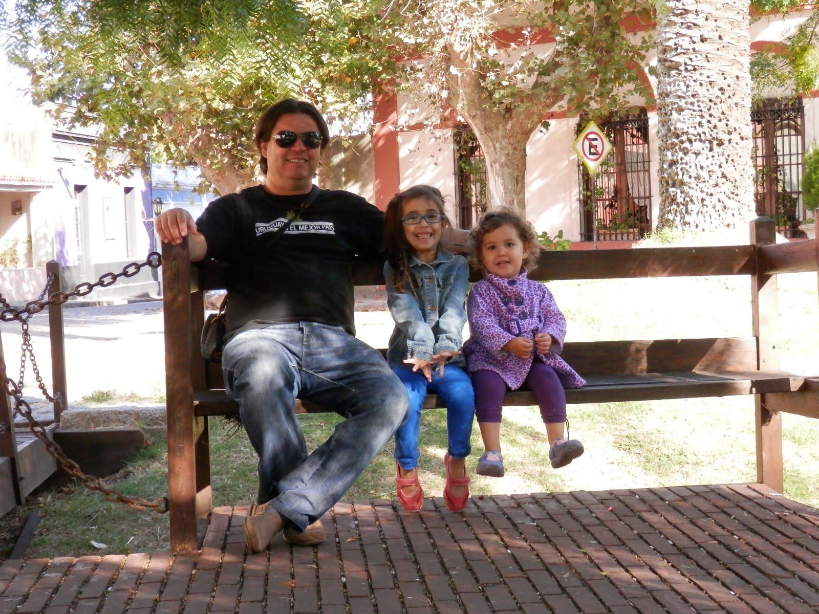 Mis hijas y yo (la mamá fotógrafa)
