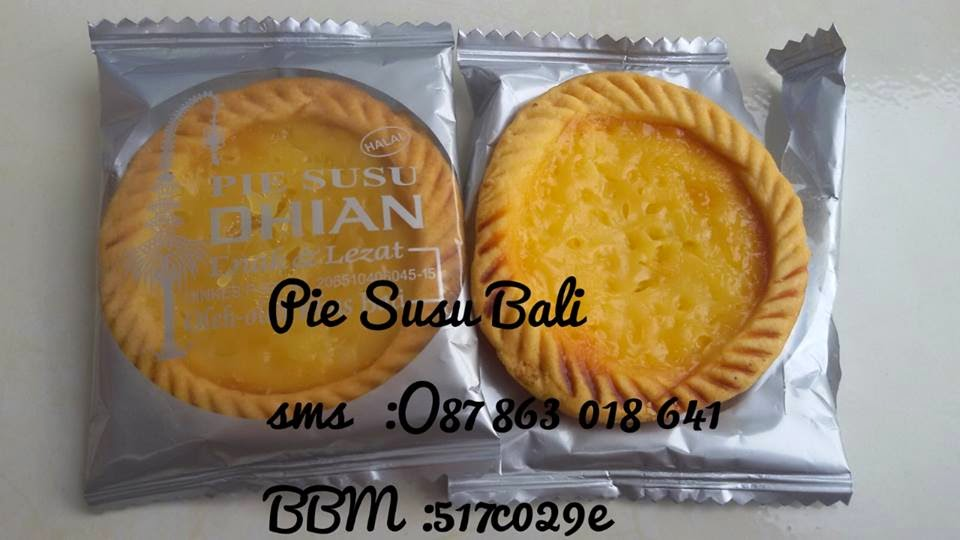 Jual Pie Susu Dhian Di Yogyakarta