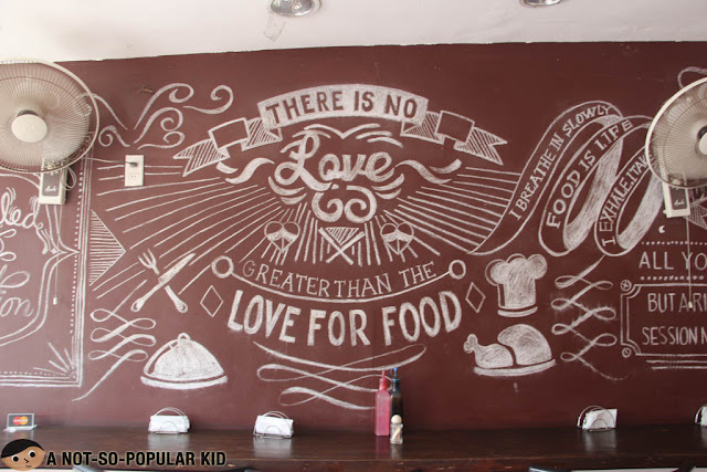 There is no Love Greater than the Love for Food