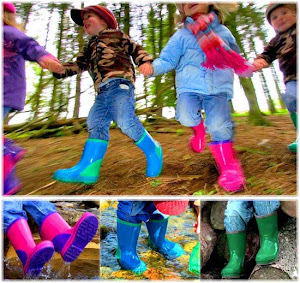 Warm Wellies for Children
