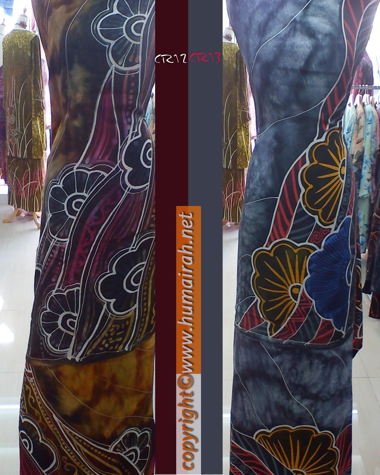 Batik Sutera Crepe Exclusive Harga Termurah!