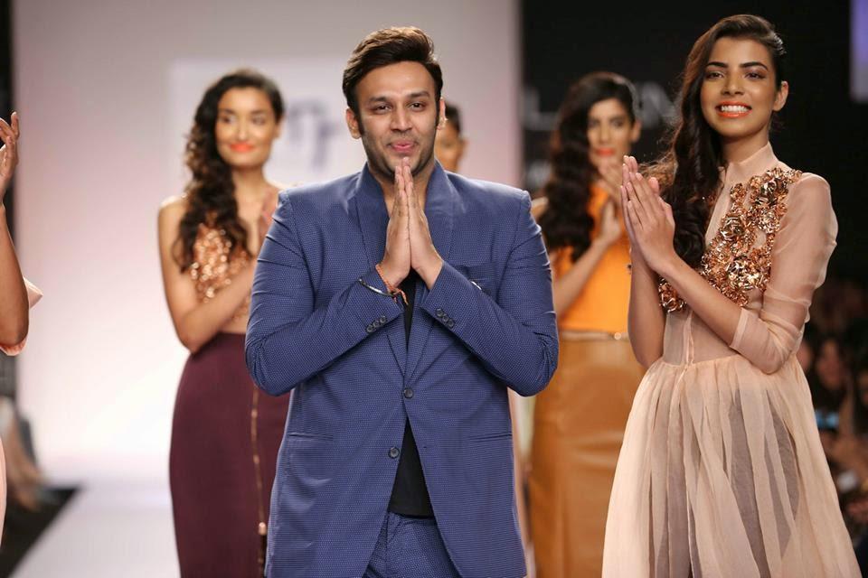 Day 1: Lakme Fashion Week: Untamed By Nikhil Thampi image