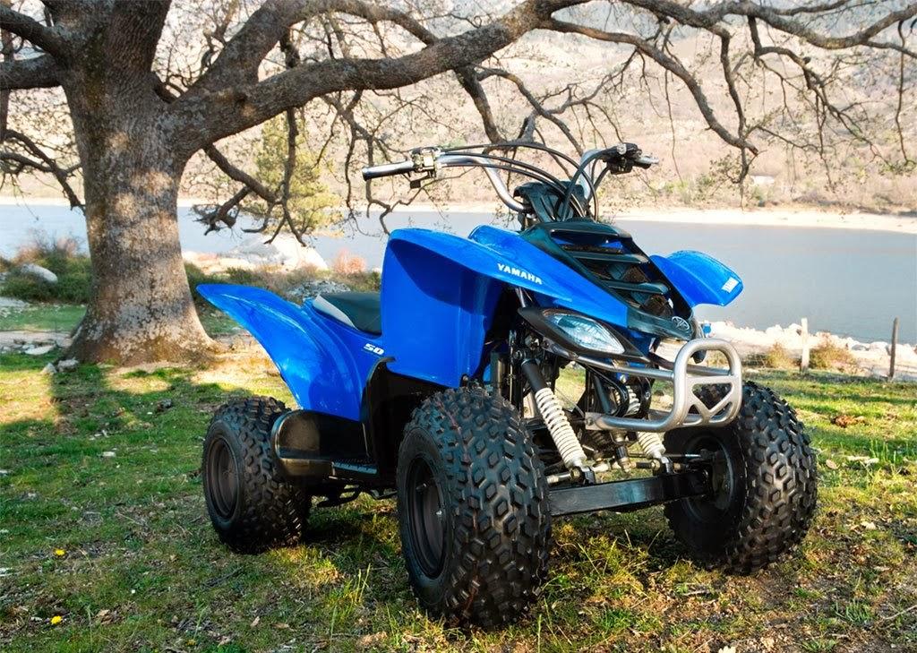 Yamaha New YFZ 450  ATV Bike Images
