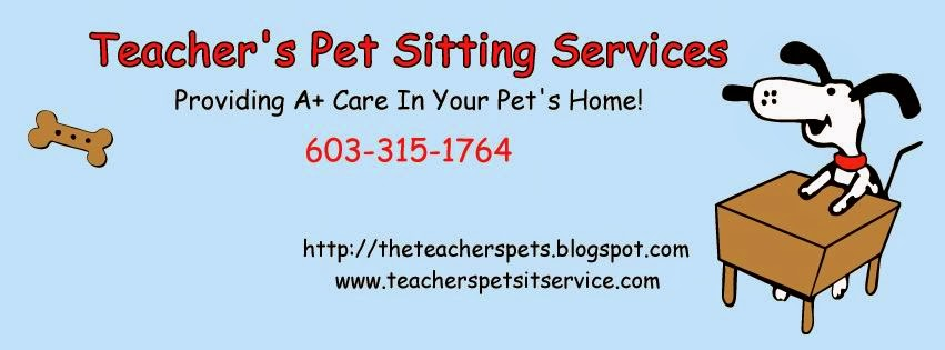 Click On My Logo To Meet My Pet Sitting Clients!
