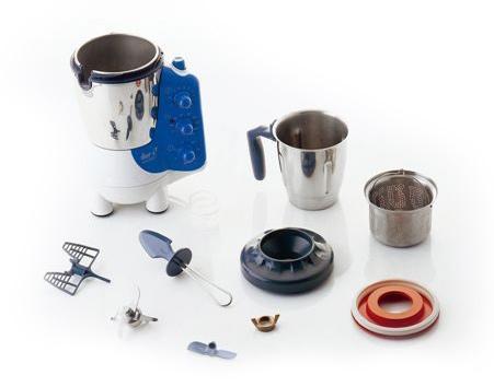 El recetario de falina robot ibergourmet de segunda mano en venta - Iber gourmet repuestos ...