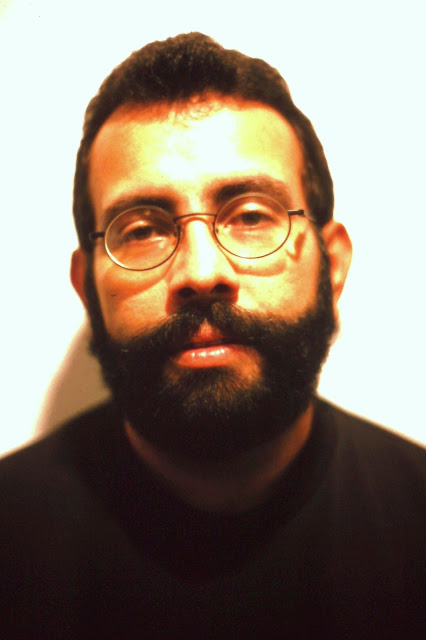 1998 - Self Portrait by F. Lennox Campello