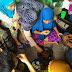 Foto Kerja Bakti Muda Mudi Condrowangsan Januari 2015