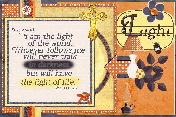 Feb.2016 -  The light of life .