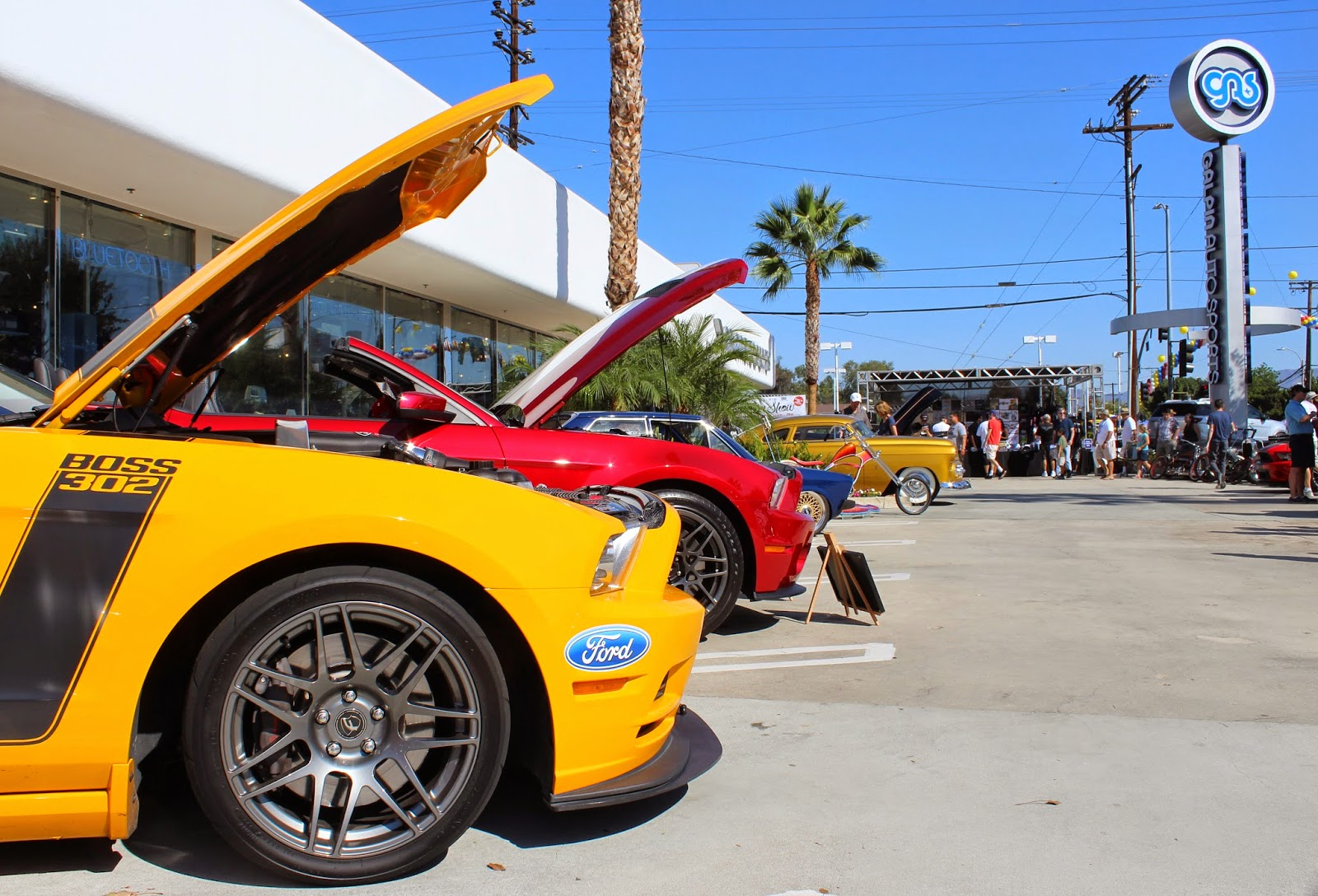 Covering Classic Cars Rd Annual Galpin Ford Custom Car Show - Galpin ford car show