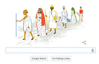 Google Doodle 15th August