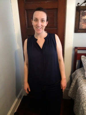 Colibri Sleeveless Top - from StitchFix