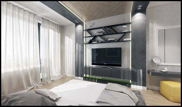6 kreative soverom med kunstverk og ulike teksturer   interiør ...