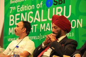 SBI Bengaluru Midnight Marathon 2013 announces Shri. Milkha Singh as its Brand Ambassador