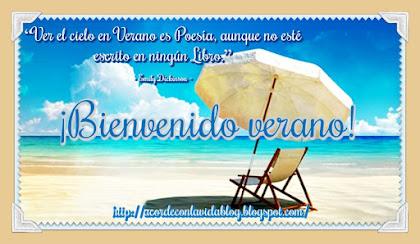* ¡Hola verano! *