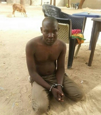boko haram cell leader arrested
