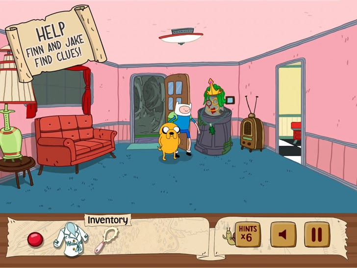 Legends Of Ooo - Adventure Time App iTunes App By Cartoon Network - FreeApps.ws