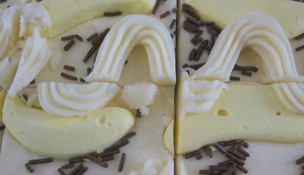 Roasting Dish Banana Cake