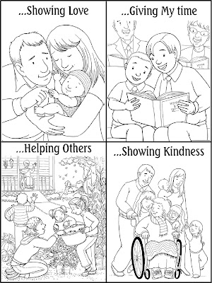 Coloring Pages on The Pictures On This Page Are Courtesy Of Lds Org