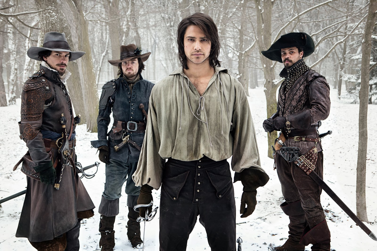 the musketeers 1x02