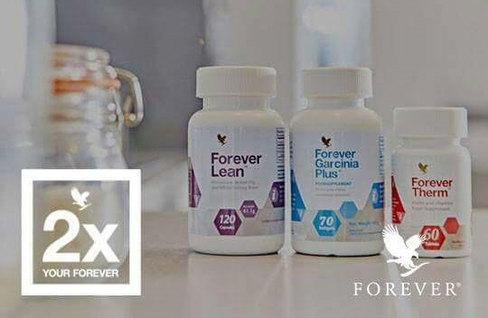 3 Forever Products That Burns Tummy Fats and Promotes Weight Loss