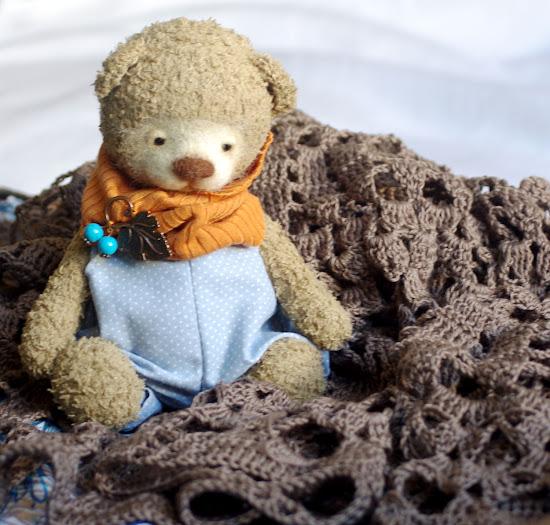 мишка тедди, медведь, авторские игрушки,  игрушки ручной работы