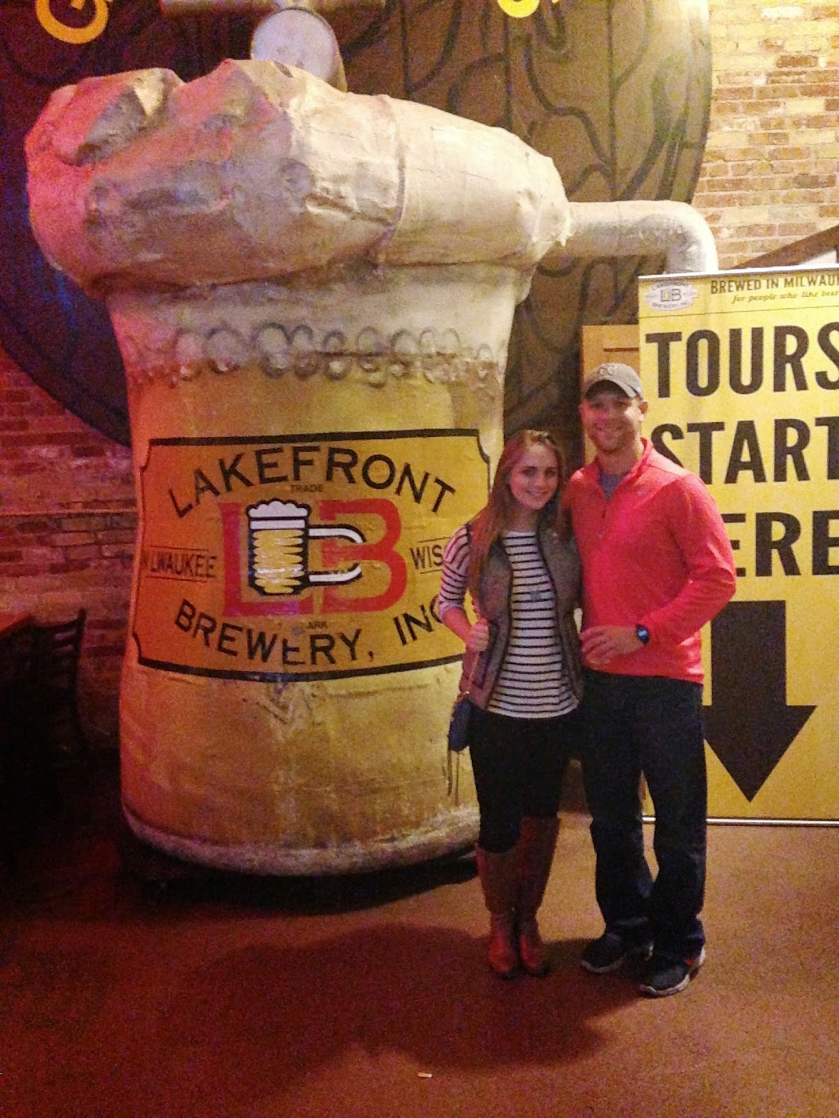 lakefront brewery tour review