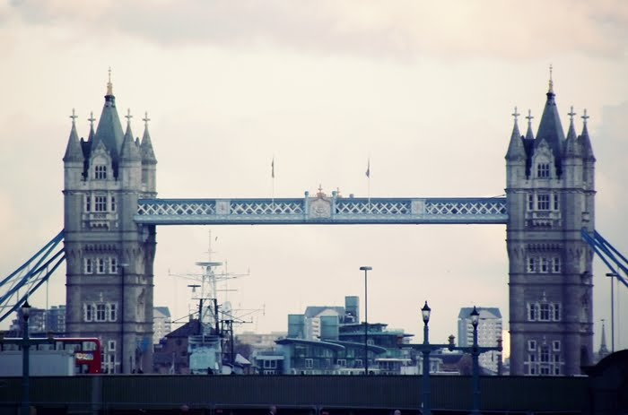 Tower bridge: