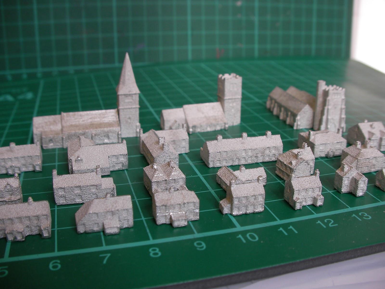 Brigade models new buildings range comparison photos