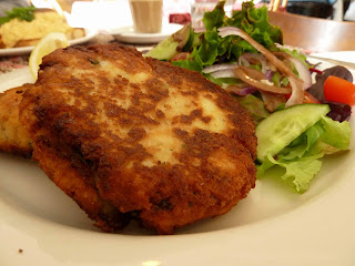 Scottish fish cakes image