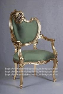 Supplier mebel klasik kursi ukir klasik mahoni kursi mewah ukir jepara kursi cat emas gold leaf