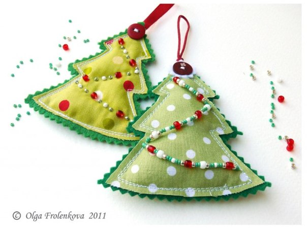 How to make homemade christmas ornaments home decorating Diy christmas tree decorations