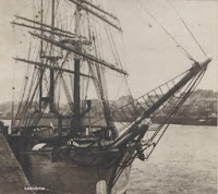 Poolschip Pourquoi Pas van dr. Jean Charcot