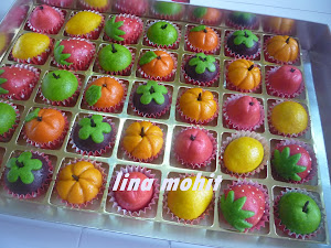 TART BUAH - RM 45 -ADA  35 BIJI