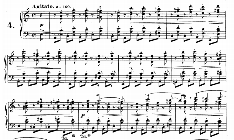 Piano left hand piano chords : Jazz Piano: 10ths in stride and Chopin | The Improvised Line