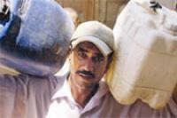 أزمة المياه وتلوثة