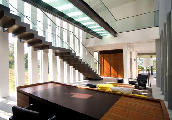 Hogares frescos mejores dise os de interiores minimalistas for Colores minimalistas para interiores