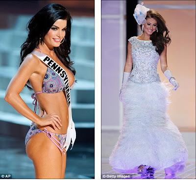 Miss USA Overheard List