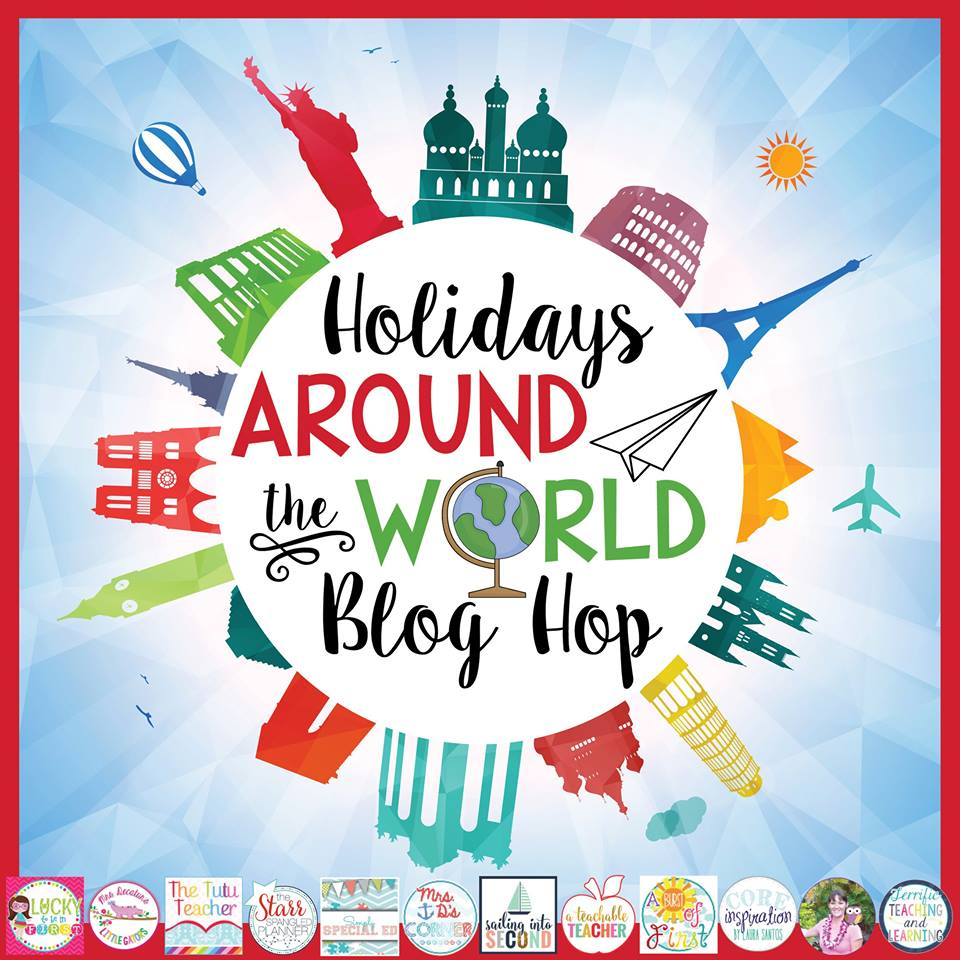 with a great group of bloggers to bring you Holidays Around the World ...