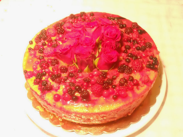 Angel cake (3 ricette in 1)