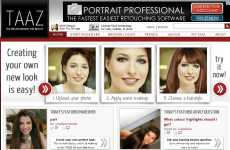 Cambio de look virtual online: Taaz