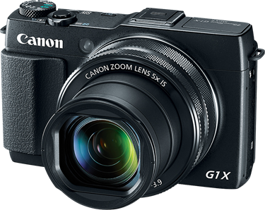 Canon PowerShot G1 X Mark II Camera User's Manual