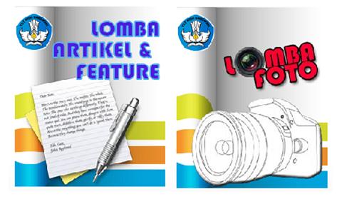 Lomba Artikel, Features, dan Foto Bidang Pendidikan dan Kebudayaan 2013