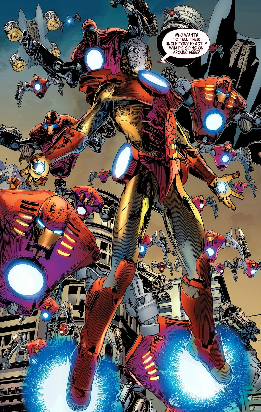 Iron Man Comics Quote-3