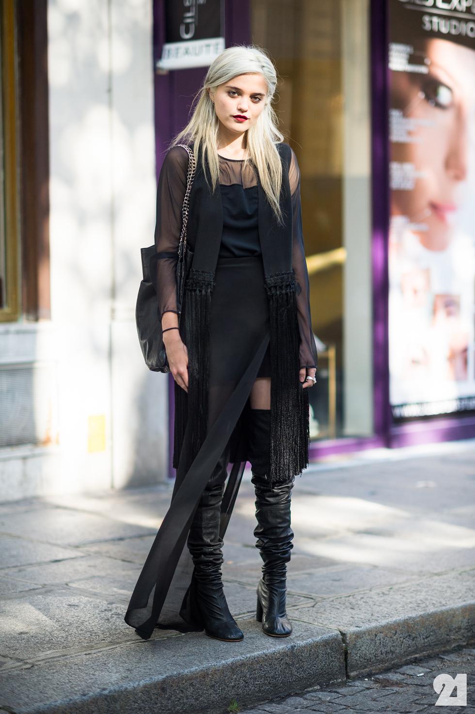 Fashion Passion Omg We Love Sky Ferreira